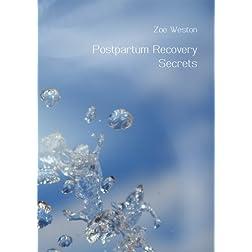 Postpartum Recovery Secrets
