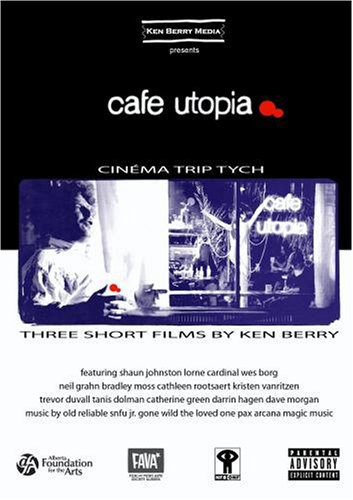 Cafe Utopia - Cinema Trip Tych