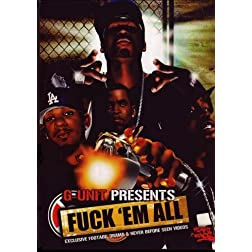 G-Unit Presents: F**k'em All