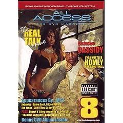 All Access: The DVD magazine vol. 8
