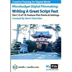 Writing A Great Script Fast: Part 12 Feature Film Plot Points & Symbolic Settings