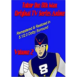 Tobor the 8th Man Original TV Series Anime Vol. 2  [Remastered & Restored]