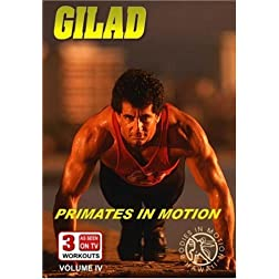 Gilad: Bodies In Motion IV - Primates in Motion