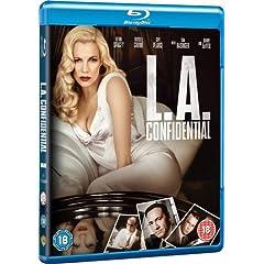 La Confidential [Blu-ray]