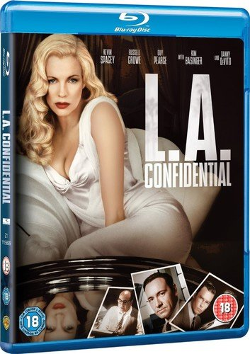 La Confidential [Blu-ray]