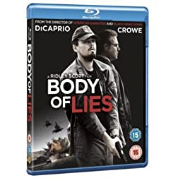 Body of Lies [Blu-ray]