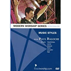 Music Styles with Paul Baloche
