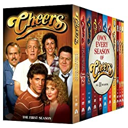 Cheers - Seasons 1-11