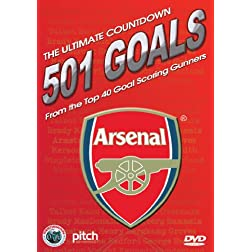 Arsenal 501 Goals