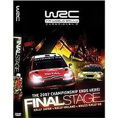 WRC World Rally Championship Final Stage