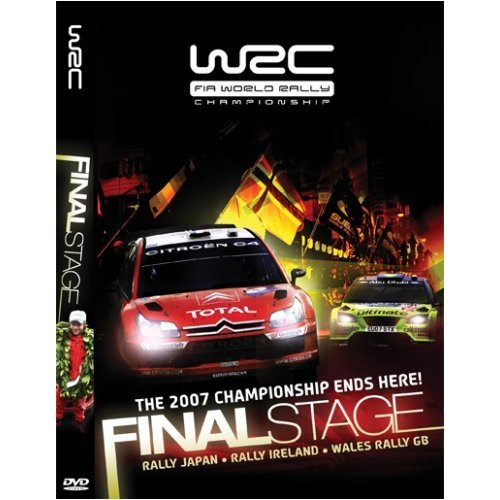 WRC World Rally Championship Final Stage