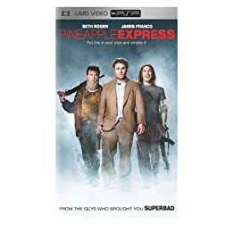 Pineapple Express (Rated) [UMD for PSP]