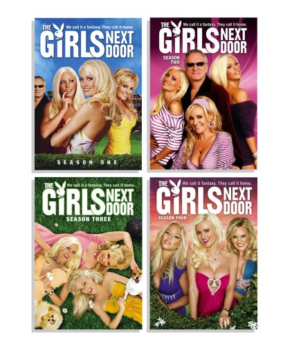The Girls Next Door - Seasons 1-4
