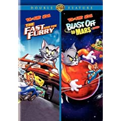 Tom and Jerry: The Fast and the Furry/Blast off to Mars