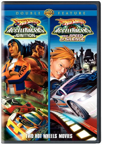 Hot Wheels Acceleracers, Vol. 1: Ignition/Hot Wheels Acceleracers, Vol. 2: The Speed of Silence