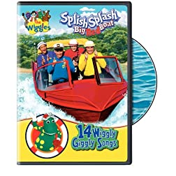 The Splish Splash Big Red Boat/Sailing Around the World