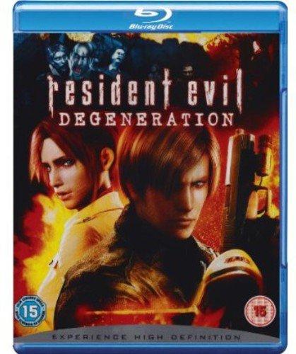 Resident Evil Degeneration [Blu-ray]