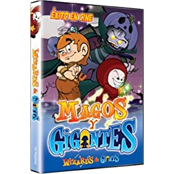 Magos Y Gigantes (Wizards & Giants)
