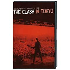 The Clash - Live In Tokyo (1982)