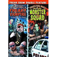 Gypsy Vampire 3: Freaky Vampire/Transylvania Police: Monster Squad