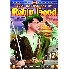 Adventures of Robin Hood Vol 17