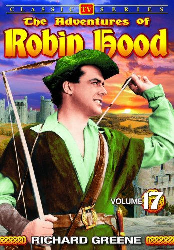 Adventures of Robin Hood Vol 17
