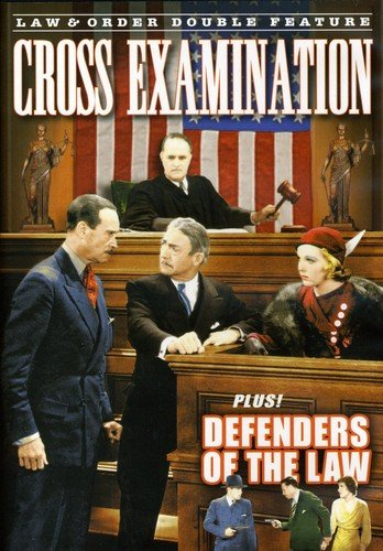 Law & Order Double Feature: Cross Examination/Defenders of The Law