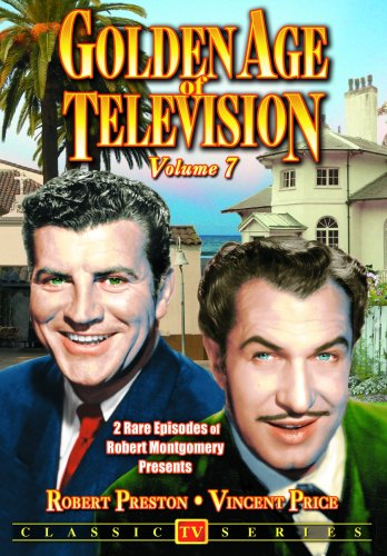 Golden Age of Television Vol 7: Ringmaster/Maggie Pick Up Your Bags