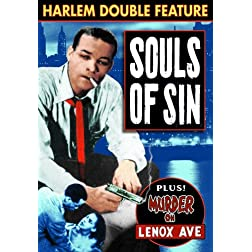 Harlem Double Feature: Souls of Sin/Murder on Lennox Avenue