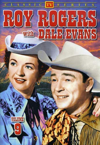 Roy Rogers with Dale Evans Vol 9