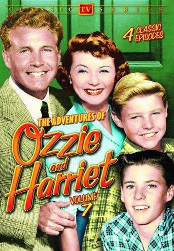 The Adventures of Ozzie & Harriet Vol 7