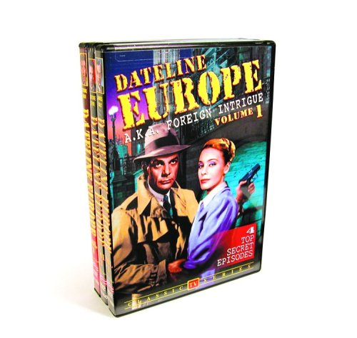 Dateline Europe Espionage Collection