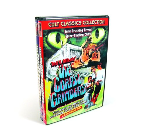 The Corpse Grinders Collection (The Corpse Grinders/The Corpse Grinders II)