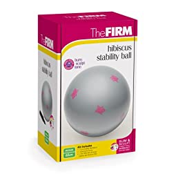 The Firm: Hibiscus Balance Ball Kit