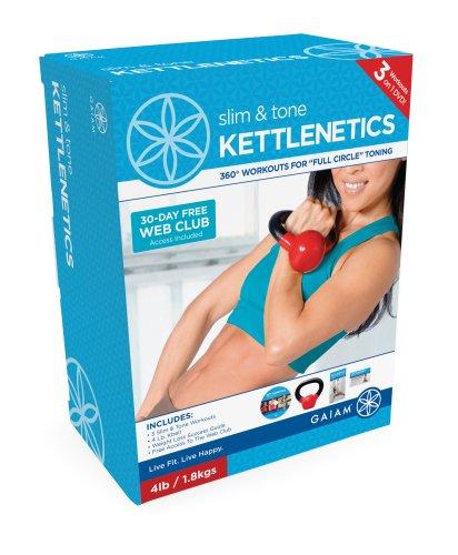 Kettlenetics: Slim & Tone