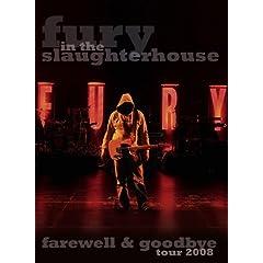 Farewell & Goodbye Tour 2008