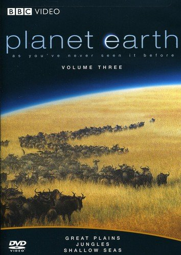 Planet Earth, Vol. 3: Great Plains/Jungles/Shallow Seas