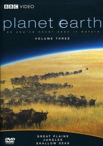 Planet Earth, Vol. 3: Great Plains/Jungles/Shallow Seas