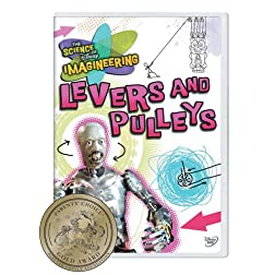 The Science of Disney Imagineering: Levers & Pulleys Classroom Edition [Interactive DVD]