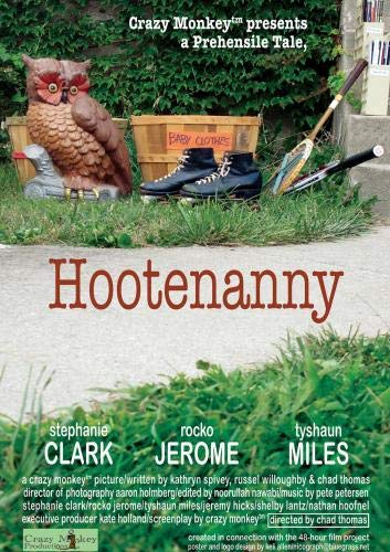 Crazy Monkey Presents a Prehensile Tale: Hootenanny