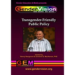 GenderVision: Transgender-Friendly Public Policy