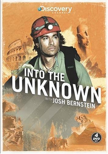 Into the Unknown with Josh Bernstein (4 DVD Set)
