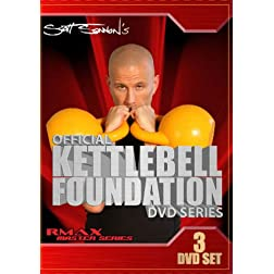 Scott Sonnon's OFFICIAL KETTLEBELL FOUNDATION