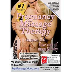 Pregnancy Massage DVD: Taking care of mother and baby v2.0