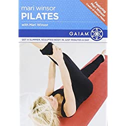 Mari Winsor: Pilates