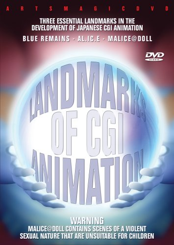Landmarks of CGI Animation