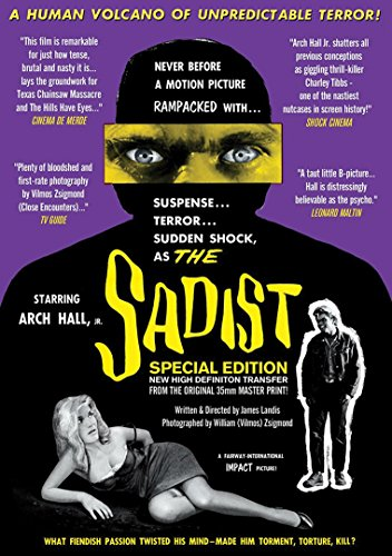 Johnny Legend Presents The Sadist