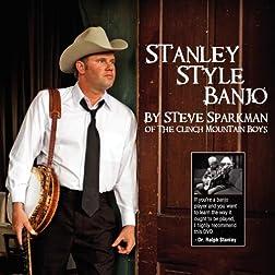 Stanley Style Banjo