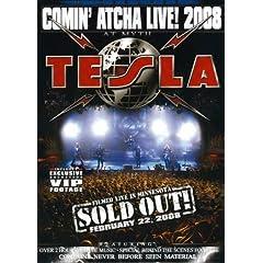 Comin' Atcha Live 2008