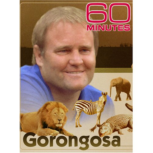 60 Minutes - Gorongosa (October 26, 2008)